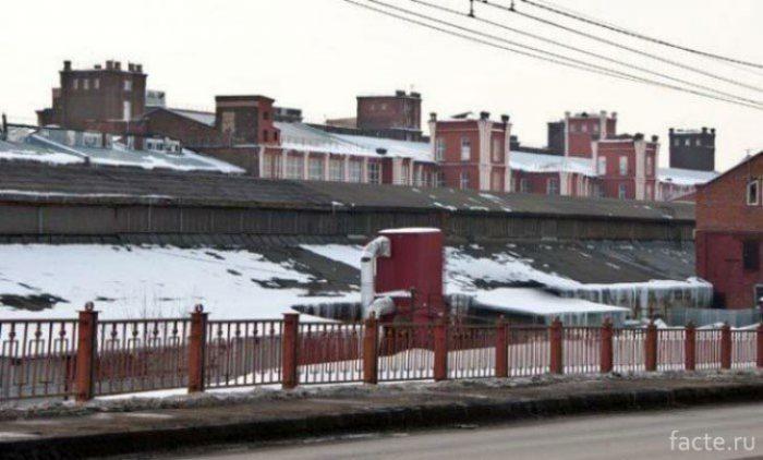 Завод в Подольске