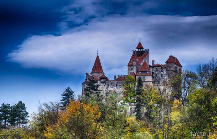 Замок Дракулы – Бран