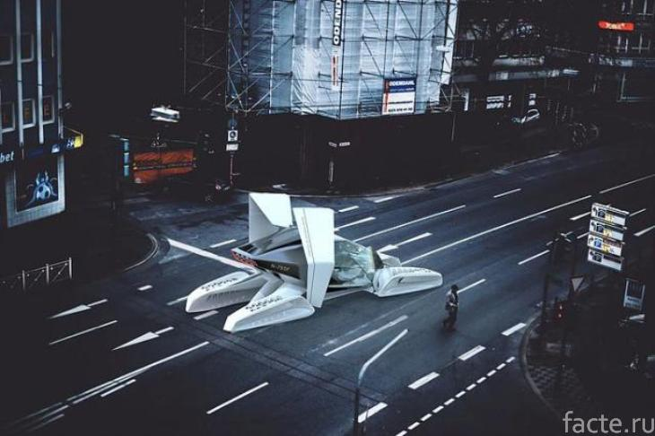 аэротакси 2