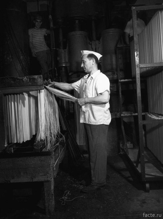 Производство пасты