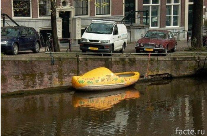 Лодка-сабо