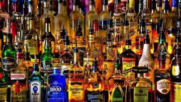 Крепкое спиртное
