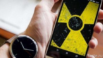 Опасность мобильных