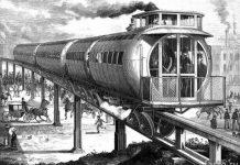 поезд будущего