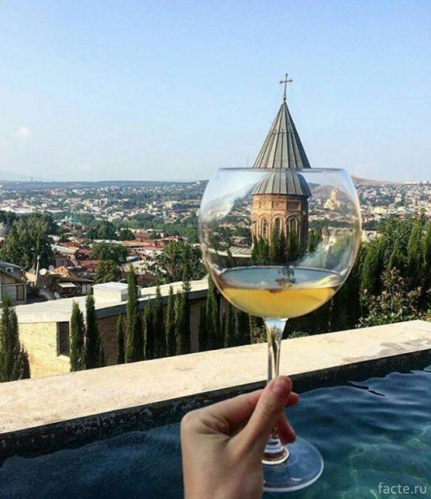 Вино Грузии