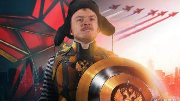 РУсский супергерой