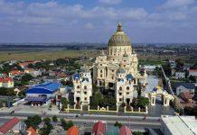 Дворец в провинции Вьетнама
