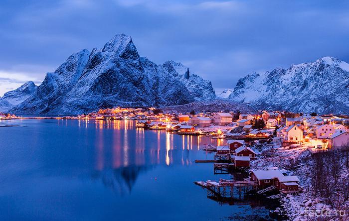 Рейне Норвегия