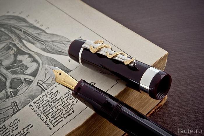 «Доктор» чернильных ручек