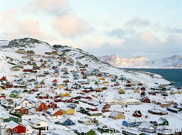 Какорток Гренландия