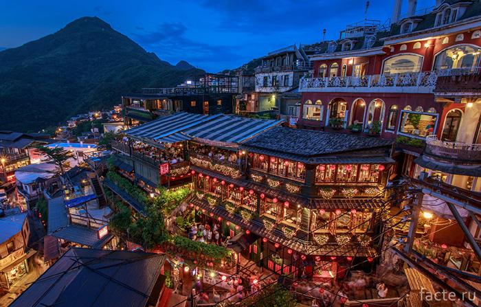 Джиуфен Тайвань