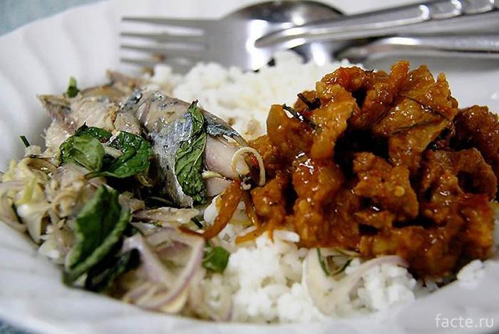 Тайский-завтрак
