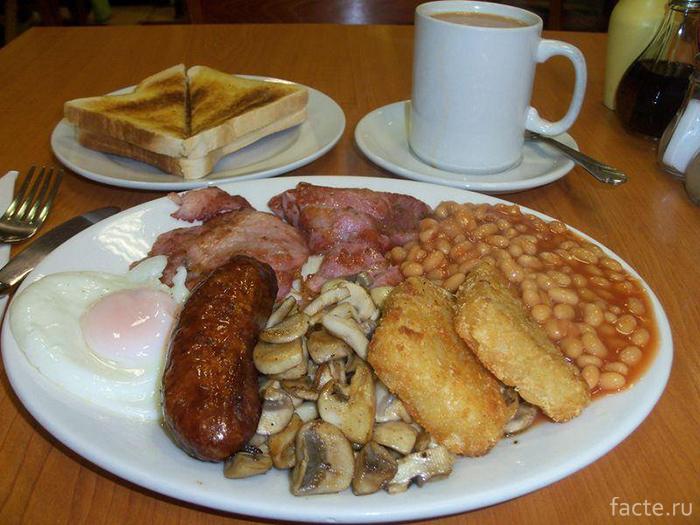 Английский-завтрак