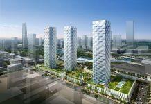 Проект города Сонгдо