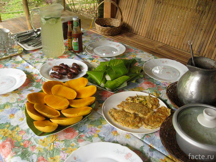Филиппинский-завтрак
