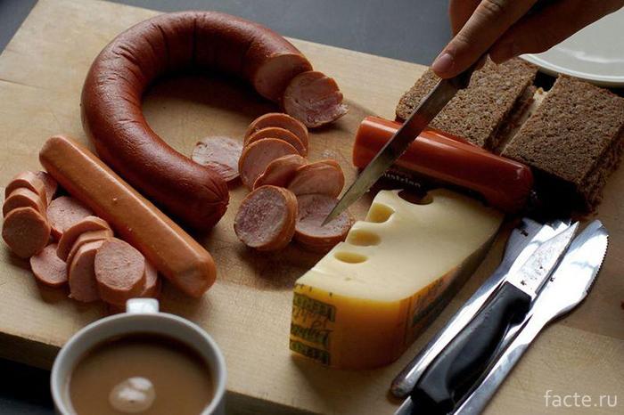 Немецкий-завтрак