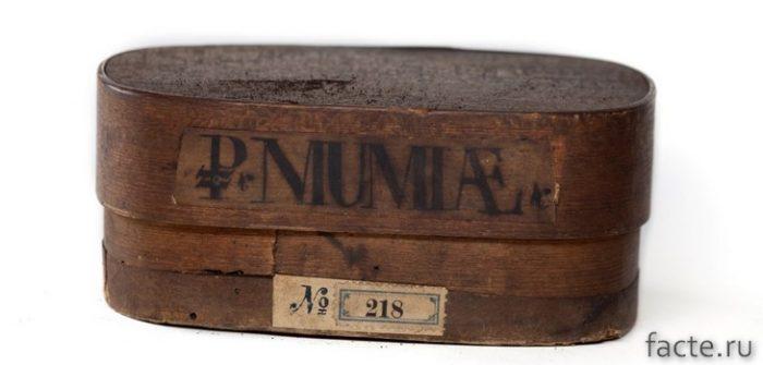 Порошок из мумии