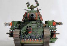 Орочий танк