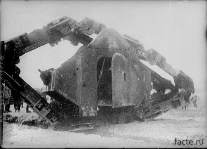 танк Буаро