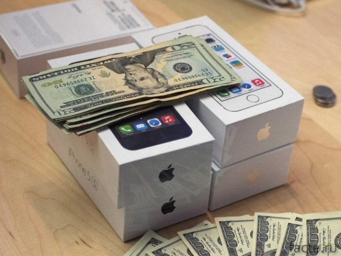 Цена Айфона