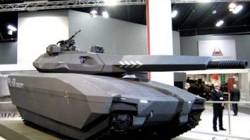 Стелс танк