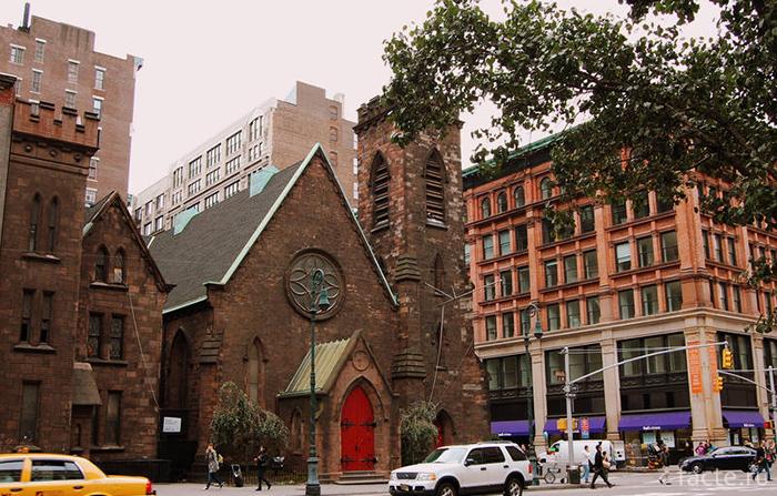 Церковь Святого Причастия
