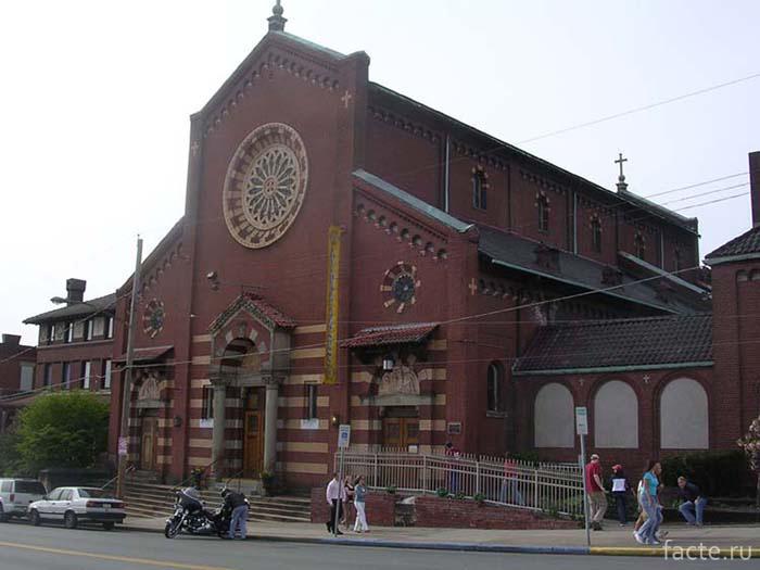 Пивоварня-в-церкви
