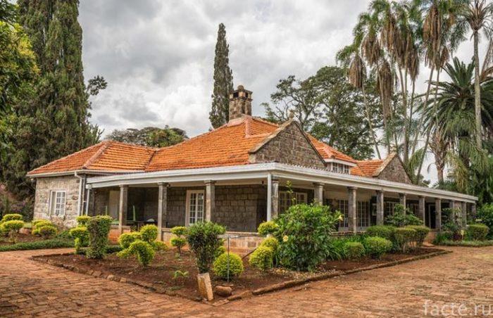 «Из Африки», Карен Бликсен – Кения