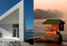 Миниатюрные дома