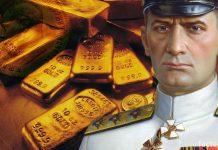 Золото Колчака