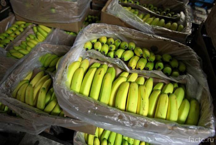Ящик бананов