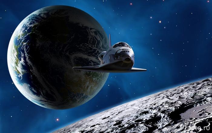 Полет в космос