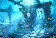 Подводные города