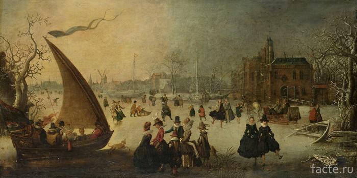 XVII век в Голландии