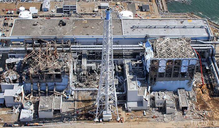 «Фукусима» после аварии