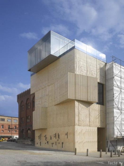 Музей-архитектурного-рисунка-в-Берлине,-бюро-Speech