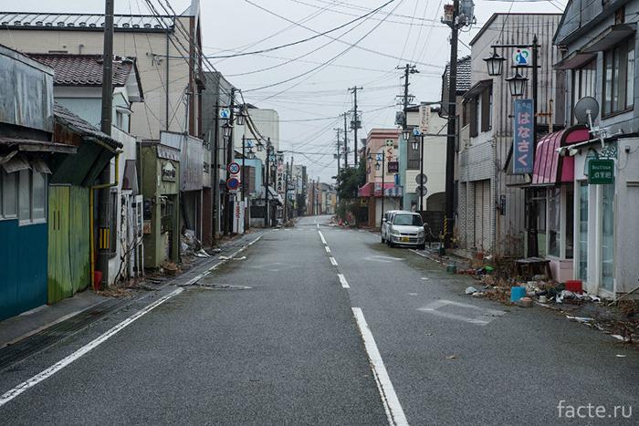 Улицы пустого города