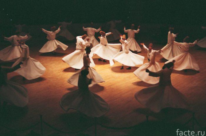 танец 2
