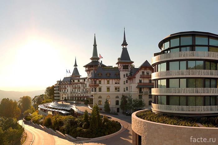 Dolder-Grand-(Цюрих,-Швейцария)