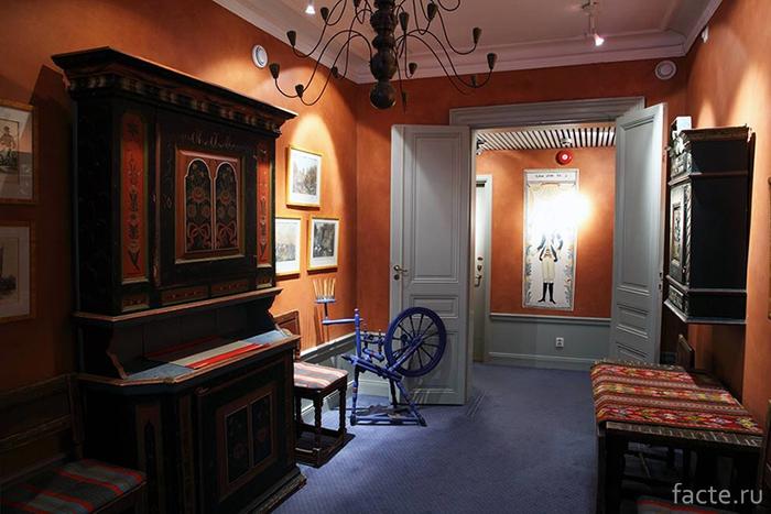 Lord Nelson, Lady Hamilton, Victory Hotel (Стокгольм, Швеция)