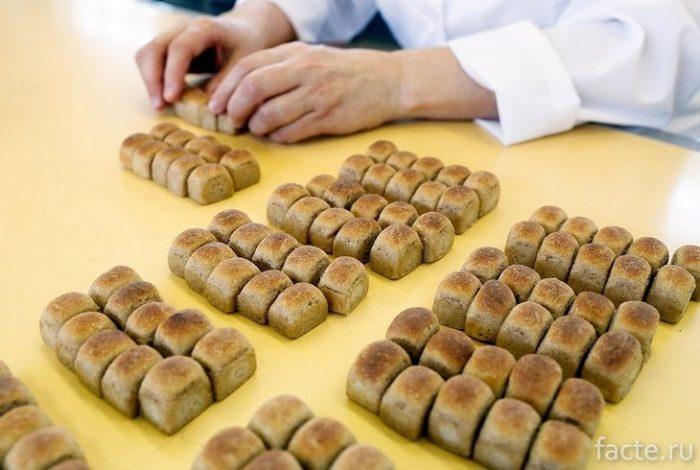 космический хлеб