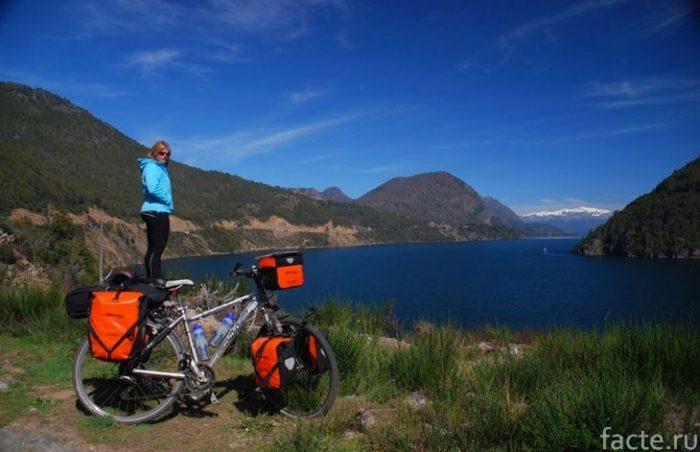 Аргентина – Дорога 7 озёр