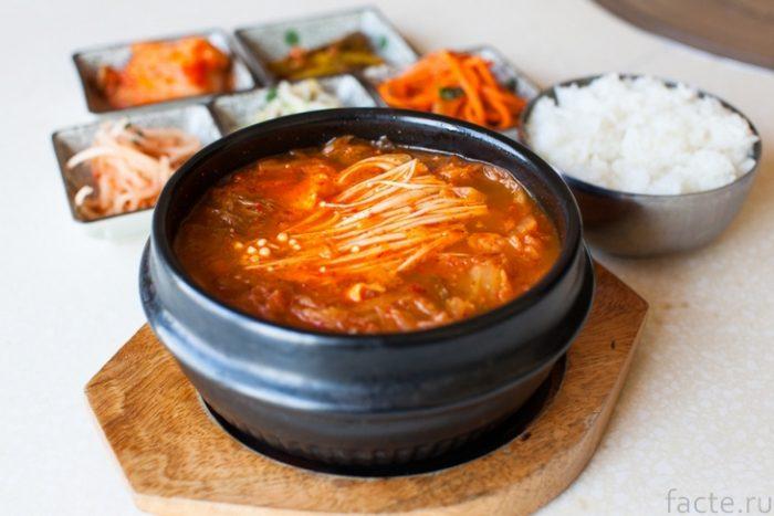 Корея — Кимчи Чиге