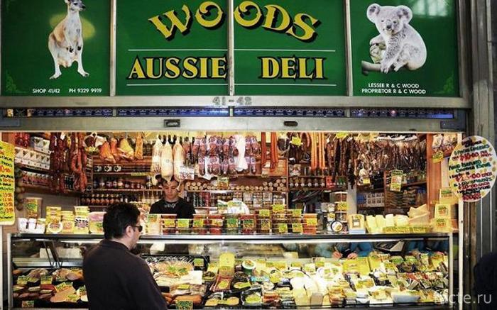 Рынок-королевы-Виктории,-Австралия