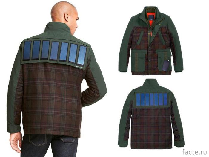 Куртки с подогревом