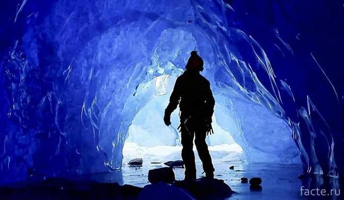 Кенай-Фьордс-на-Аляске