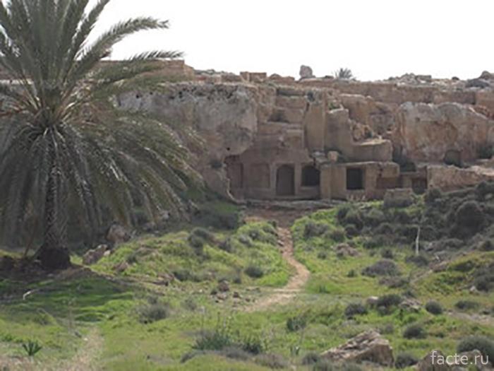 некрополь «Гробница царей»