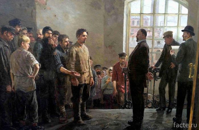 Картина Петра Крохоняткина