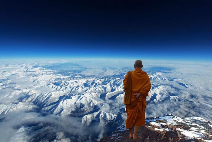 На вершине мира
