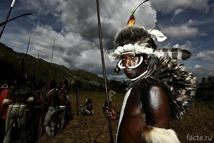 Папуа - Новая-Гвинея
